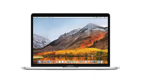 "MacBook Pro 2018 A1989 13"" Touch I7-8569U 4x2,8GHz 512GB SSD 16GB Intel Graphics 655 CAM OSX DE"