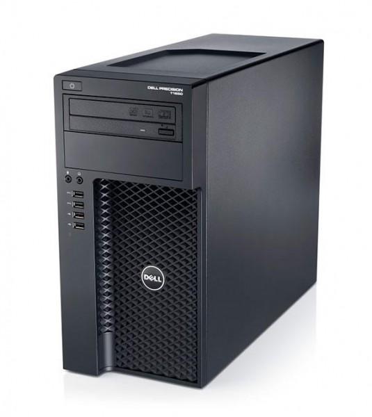 Dell Precision T1650 Intel Xeon E3-1240v2 4x 3,40GHz 8GB 256GB SSD Quadro K600 RW W10