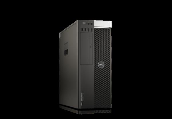 Dell Precision T7810 2x Intel Xeon E5-2609v3 6x 1,90GHz 32GB 1TB HDD NVS315 W10 Ohne Netzteil