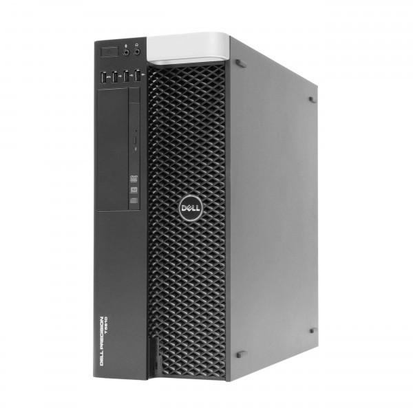 Dell Precision T5610 Intel Xeon E5-2637v2 4x3,5GHz 256GB SSD 16GB Nvidia Quadro K2000 ROM W10