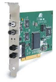 Allied Telesis PCI Fast Ethernet Network Adapter Fiber 32-bit AT-2746FX