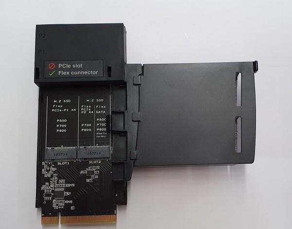 Lenovo ThinkStation Flex Connector Adapter M.2 SSD P500 P510 P700 P710 P900 P910 00FC864