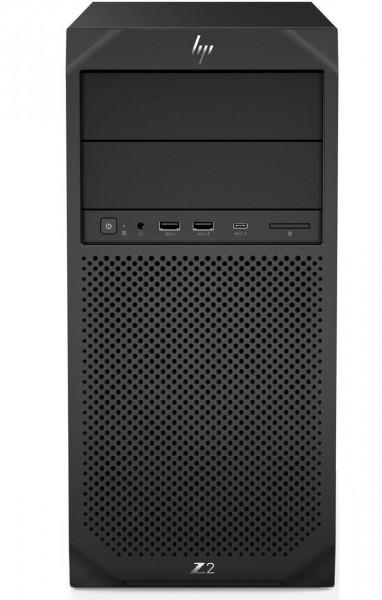 HP Workstation Z2 Tower G4 E-2144G 4x3,60GHz 16GB 512GB SSD Intel HD W10