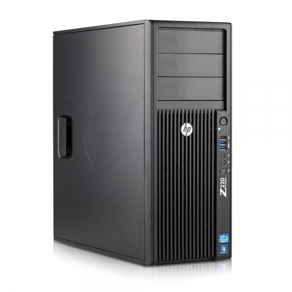 HP Z220 CMT Workstation Intel Xeon E3-1230 V2 4x 3,30GHz 500GB 8GB Nvidia Quadro K2000