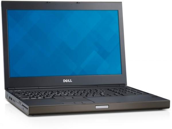Dell Precision M4800 Intel Core i5-4200M 2x2,50GHz 16GB 256GB SSD K1100M CAM TB W10 B5