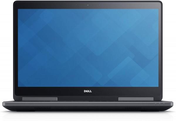 Dell Precision 7710 Intel Core i7-6820HQ 4x 2,70GHz 512GB SSD M.2 16GB Quadro M3000M CAM TB Win10