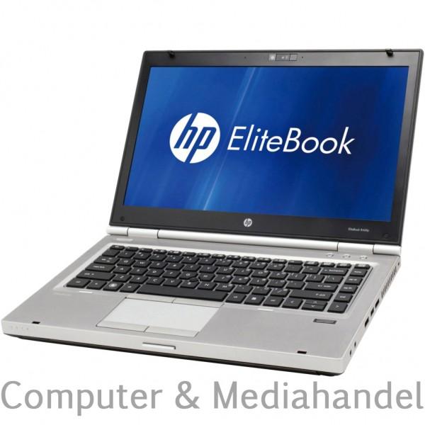 HP Elitebook 8460P Intel Core i7-2640M 2x2,80GHz Intel HD 3000 4GB 320GB CAM DVD B1