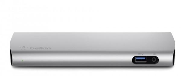 Belkin Thunderbult 3 Express USB-C Dock HD 4K Modell: F4U095 Dockingstation