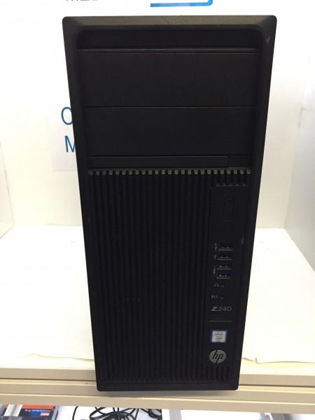 HP Z240 Workstation Intel Xeon E3-1270 v6 4x3,80GHz 32GB 1000GB SATA NVS 315 W10