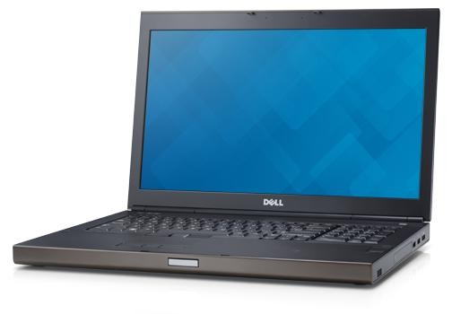 Dell Precision M6800 Intel Core i7-4910MQ 4x 2,90GHz 256GB SSD 16GB Quadro K3100M BLT TB RW W10