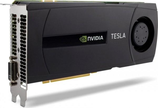Nvidia Tesla C2075 Grafikkarte 6GB GDDR5 PCI Express 2.0x 16 Gen2