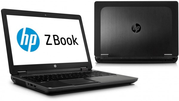 HP ZBook 15 Intel Core i5-4330M 2x2,80GHz 8GB 500GB Nvidia Quadro K1100M CAM TB W10 B14