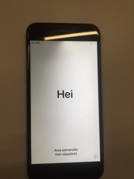"Apple iPhone 6 64GB spacegrey 4.7"" A1586 B5"