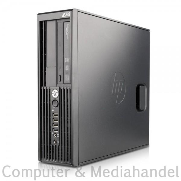 HP Z230 SFF Workstation Intel Xeon E3-1225 v3 4x 3,20GHz 500GB 4GB Intel HD DVDRW Win10