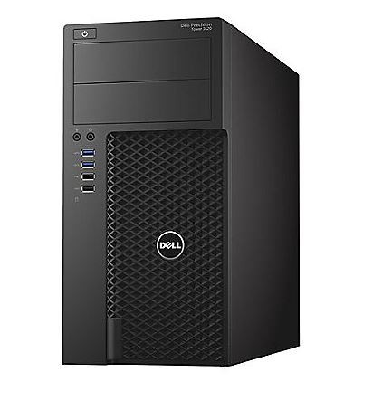 Dell Precision T3620 Workstation Intel Xeon E3-1245v5 4x3,50GHz 32GB 256GB SSD Quadro M2000 W10