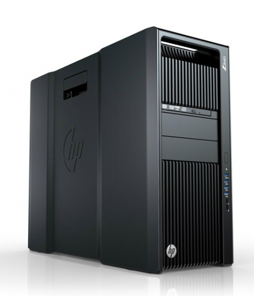 HP Z840 Workstation 2x Intel Xeon E5-2667v4 8x 3,20GHz 256GB DDR 3TB HDD Quadro M5000 DVD W10