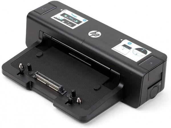 5x HP Dockingstation für Elitebook / ZBook HSTNN-I11X 575324-001