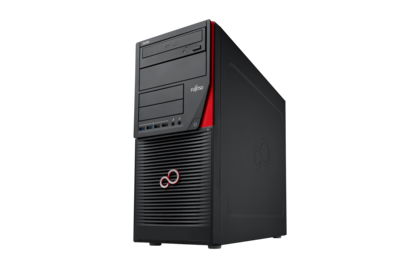 Fujitsu CELSIUS W530 Workstation Intel Xeon E3-1271 v3 4x 3,60GHz 500GB 8GB Radeon HD 6450 RW WIN10