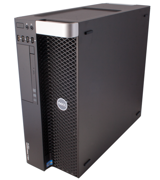 Dell Precision T3610 Intel Xeon E5-1620v2 4x3,70GHz 512GB SSD 16GB Nvidia Quadro 2000 RW W10