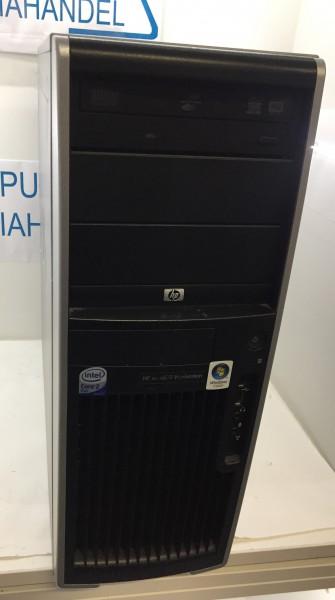 HP xw4600 Workstation Core 2 Duo E6850 2x 3,00GHz 4GB 500GB Radeon HD 6450 RW