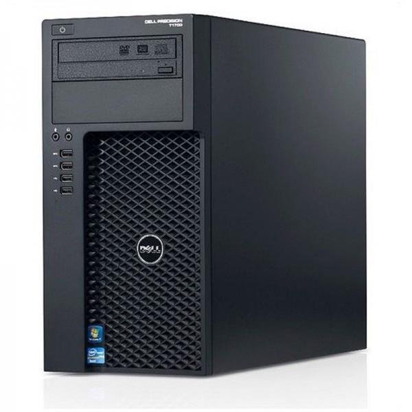 Dell Precision T1700 Workstation i7-4770 4x 3,40GHz 8GB 2TB SATA Quadro K600 RW