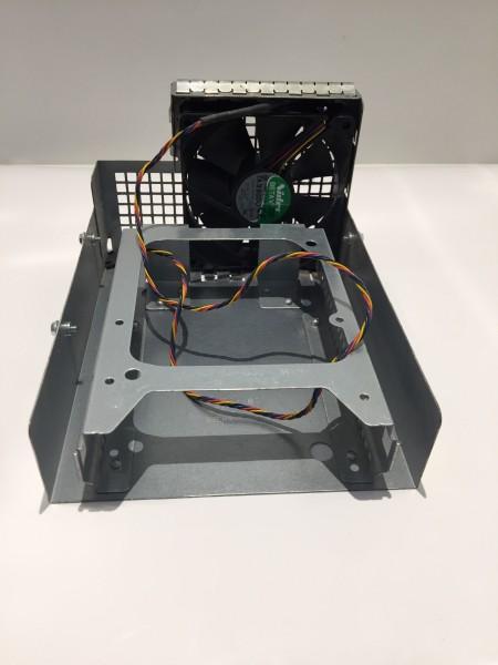 Dell Precision T3500 T5500 Festplattenkäfig mit Lüfter