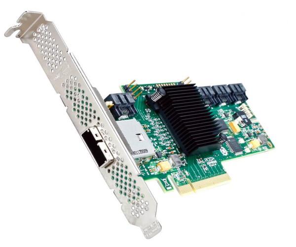 Original HP LSI SAS 9212-4i 4-Port 6GB/s Raid Controller PCIe x8 636705-001