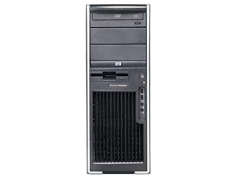 HP XW4600 Workstation Intel Quad Q6600 4x 2,40GHz 160GB 4GB Quadro FX1700 RW