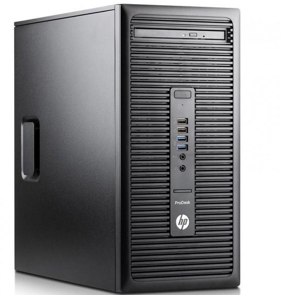 HP Prodesk 600 G2 TWR Intel Core I3-6100 2x3,70GHz 8GB 500GB Intel HD 530 RW Win10