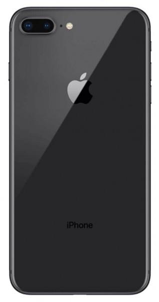 "Apple iPhone 8 Plus 256GB 5.5"" Black Schwarz (Ohne Simlock) A1897 Defekt"
