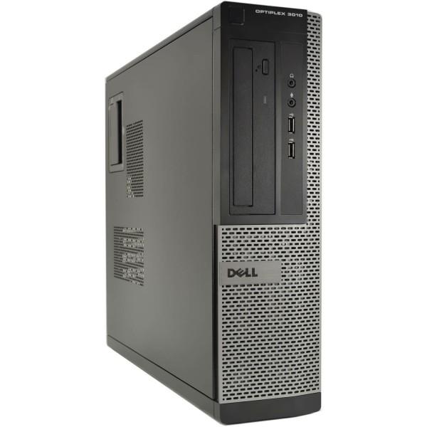 Dell Optiplex 3010 DT Intel Core I3-2120 2x3,30GHz 500GB 4GB Intel HD Rom