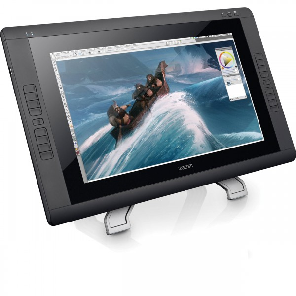 "Wacom Cintiq 22HD Pen Display DTK-2200 Grafiktablet 21,5"" OHNE PEN! B2"