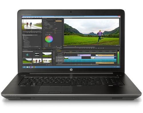 """HP ZBook 17 G2 17,3"""" Intel Core i7-4810MQ 4x2,80GHz 24GB 512GB SSD Quadro K3100M TB CAM W10 B11"""