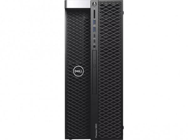 Dell Precision T5820 Intel Xeon W-2125 4x 4,00GHz 16GB 512GB SSD Quadro P2000 RW W10
