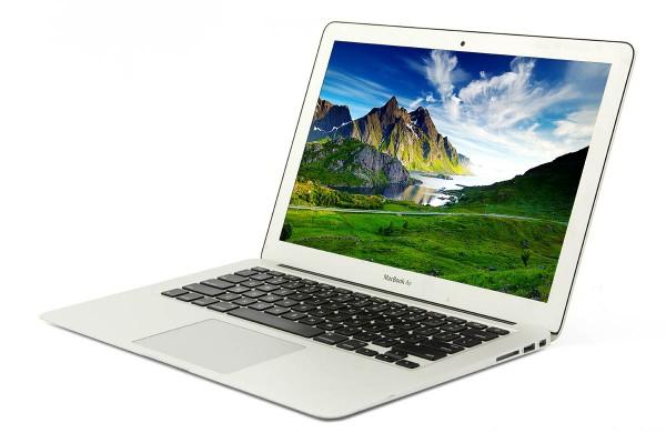 Apple MacBook Air A1466 Core i7-4650U 2x1,70GHz Ohne SSD 8GB Intel HD5000 CAM OSX B2