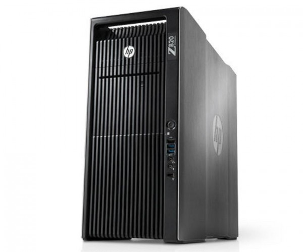 HP Z820 Workstation 2x Intel Xeon E5-2667v2 8x 3,30GHz 256GB 512GB SSD Quadro K5000 WAKÜ RW Win10