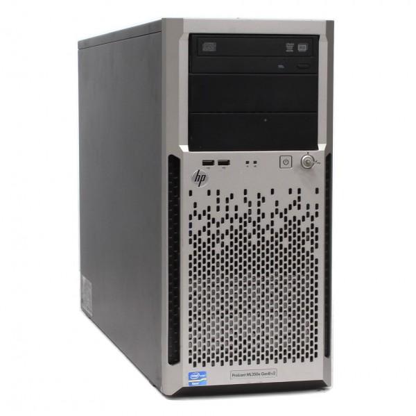 HP ProLiant ML350e Gen8 v2 Intel Xeon E5-2420v2 6x2,20GHz 24GB 3x1TB HDD 460W