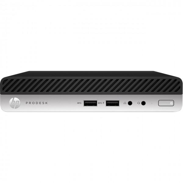 HP Prodesk 400 G4 DM Intel Core I5-8500T 6x2,10GHz 1000GB 8GB Intel HD W10