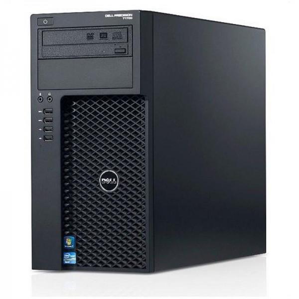 Dell T1650 Intel Xeon E3-1270 v2 4x3,5GHz 8GB 120GBSSD Q2000 RW Win10