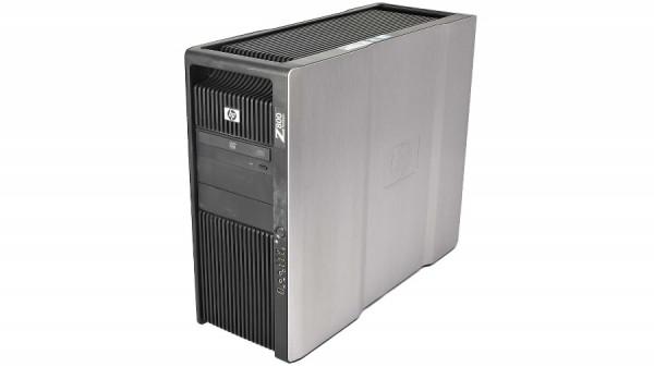 HP Z800 Workstation 2x Intel Xeon X5647 4x 2,93GHz 32GB 500GB Nvidia Quadro 6000 ROM