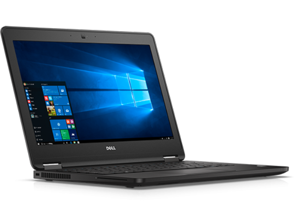 Dell Latitude E7270 Intel Core i7-6600U 2x 2,60GHz 8GB 240GB SSD Intel HD CAM TB B4