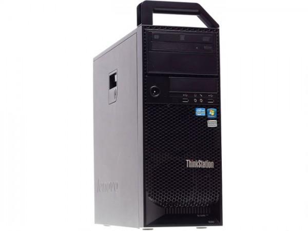 Lenovo IBM Thinkstation S30 Intel Xeon E5-1620 v2 4x3,70GHz 16GB 500GB Quadro K600 RW W10