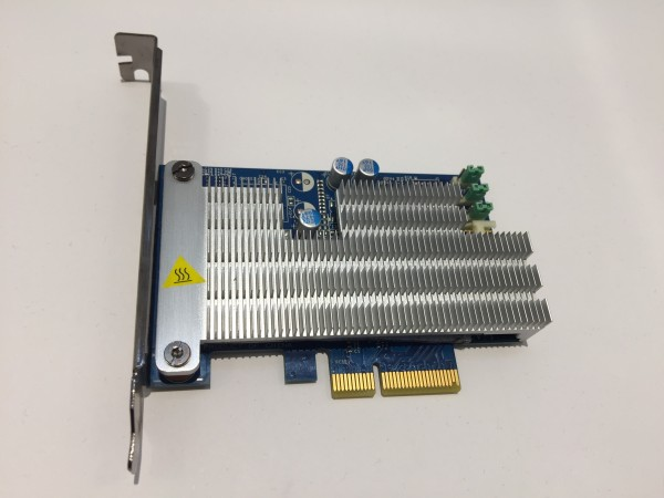 HP Z Turbo Drive G2 PCIe 3.0 x4 inkl. 512GB M.2 SSD MS-4365, 742006-003, 811076-002