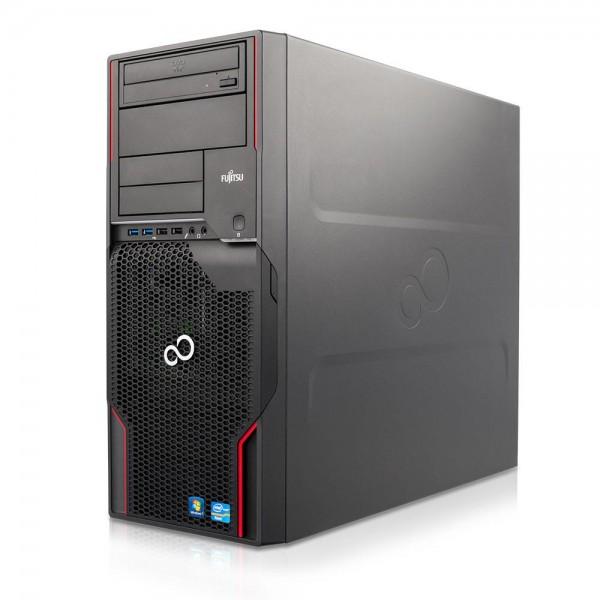 Fujitsu CELSIUS W520 Intel Xeon E3-1225v2 4x3,20GHz 8GB 500GB Intel Grafik ROM