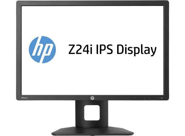 "HP Monitor Z24i 24"" Inch IPS Gen 2, LED Backlit 16:10 1920x1200 DVI Displayport VGA"