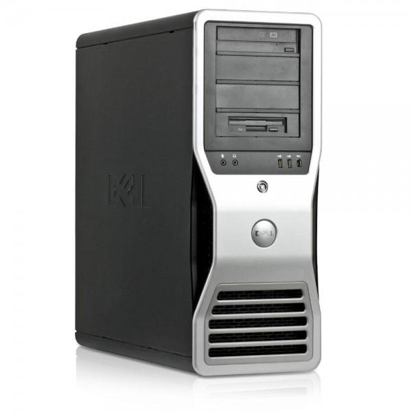 Dell Precision T7500 Workstation Intel Xeon X5550 4x 2,66GHz 6GB 500GB SATA FX 1800 DVD
