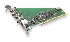 MATRIX Vision mvDELTA-BNC PCI Frame Grabber DA969836027