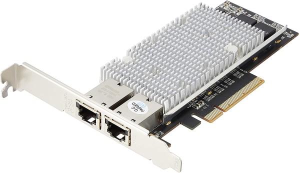 Startech.Com ST20000SPEXI Port PCI Express 10 GBase-T Ethernet Netzwerkkarte 10gbe