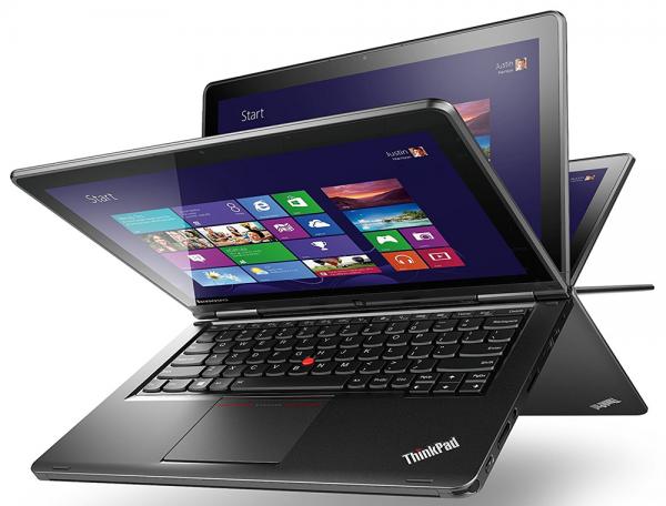 Lenovo ThinkPad Yoga 12 Intel Core i5-5300U 2x 2,30GHz 256GB SSD 4GB HD 5500 BLT CAM TB W10