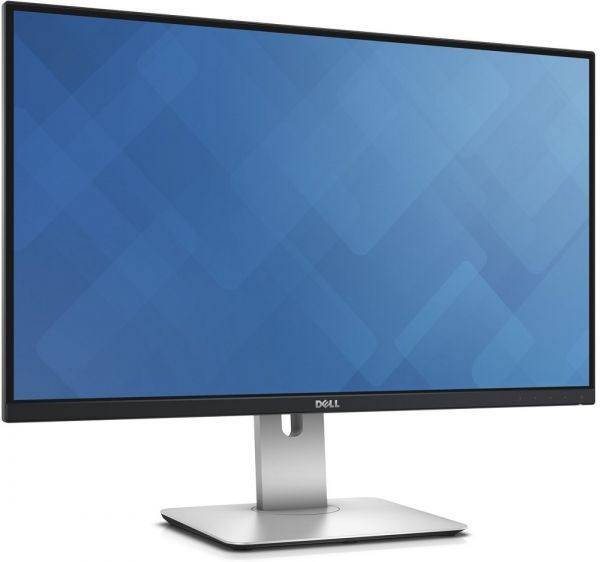 "Dell UltraSharp U2715H 27"" Inch IN TFT LED 16:10 PIVOT HDMI DisplayPort 2560x1440 Displaybruch"